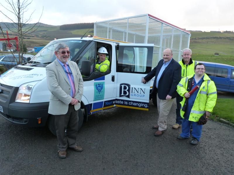 Binn new Van