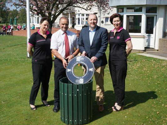 Binn at Blairgowrie Golf Club