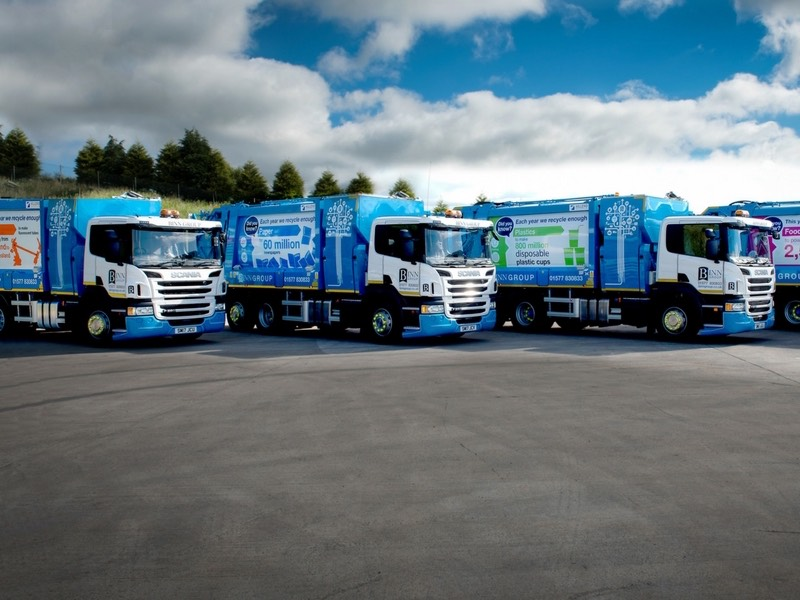 Binn Group fleet