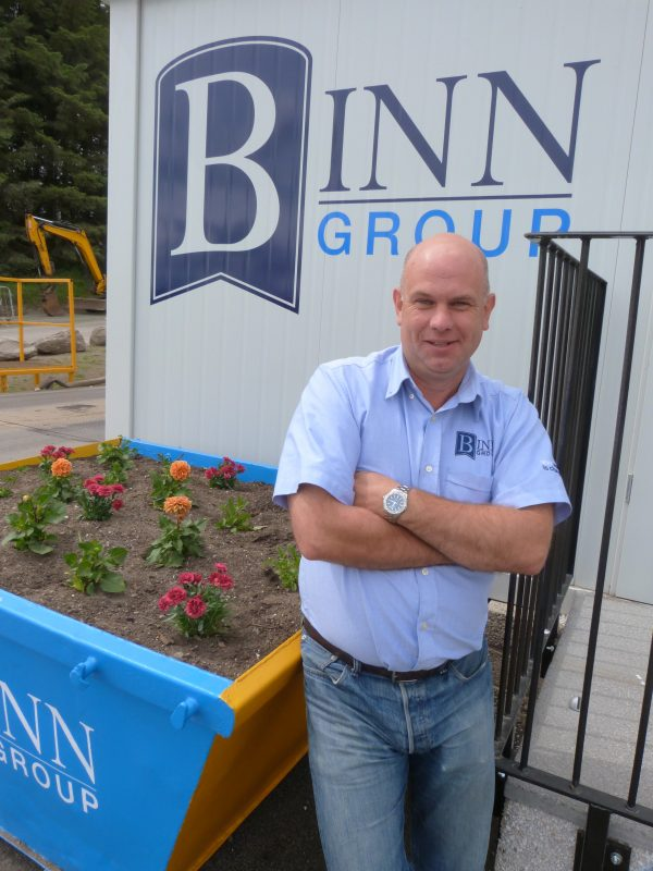 Stewart Smith has been appointed Director of Operations at Binn Group