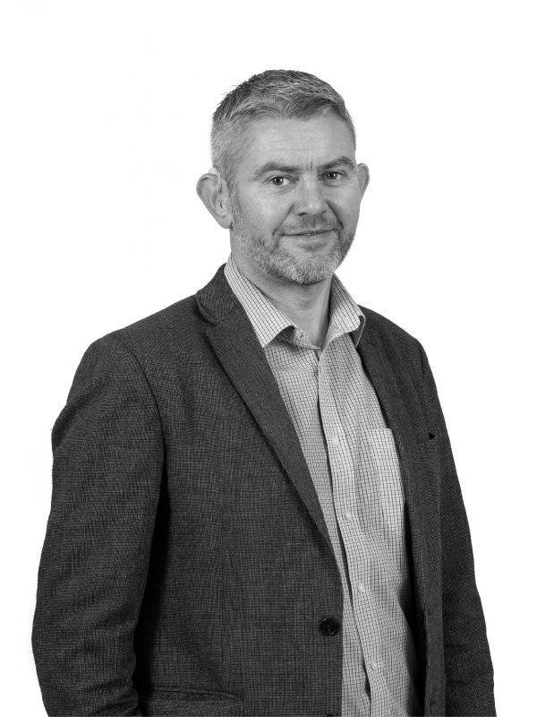 David Sanderson GROUP FINANCE DIRECTOR