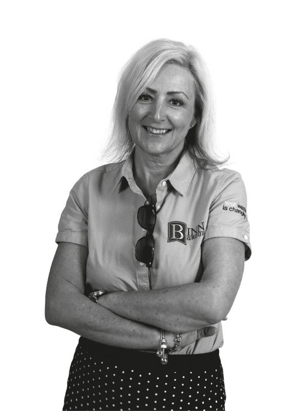 Louise MacGregor Brand and Marketing Manager at Binn Group