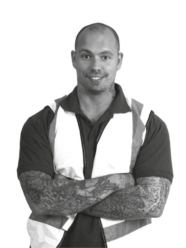 Headshot of Steven Passmore, workshop manager