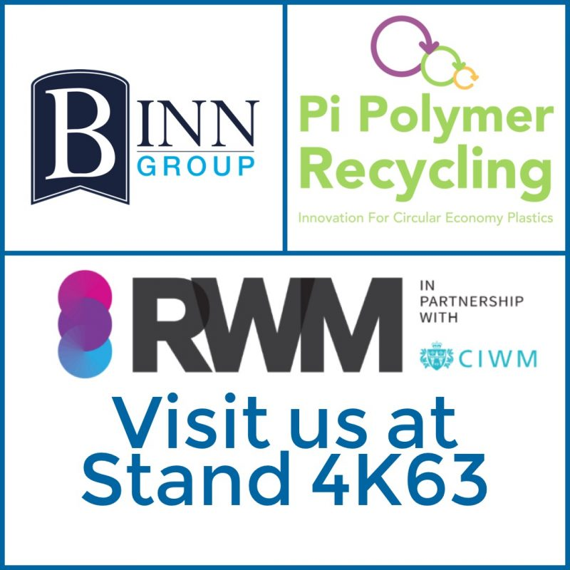 RWM exhibition at the NEC in Birmingham