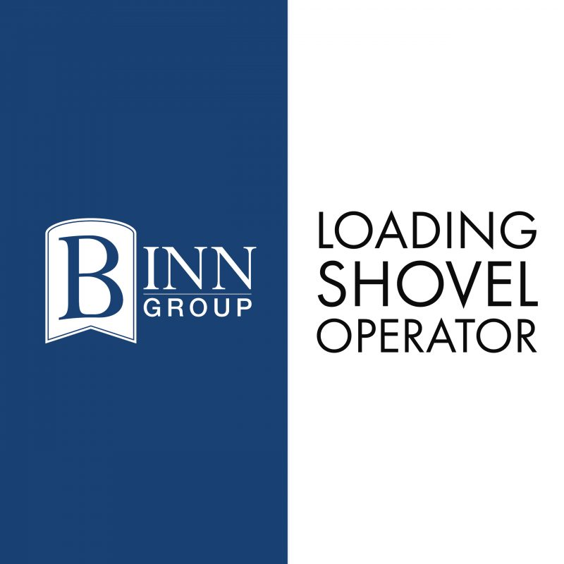 Job Vacancy Loading Shovel Operator