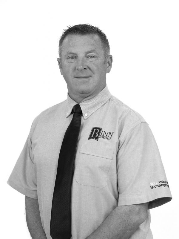 Ian Flaherty Sales Manager