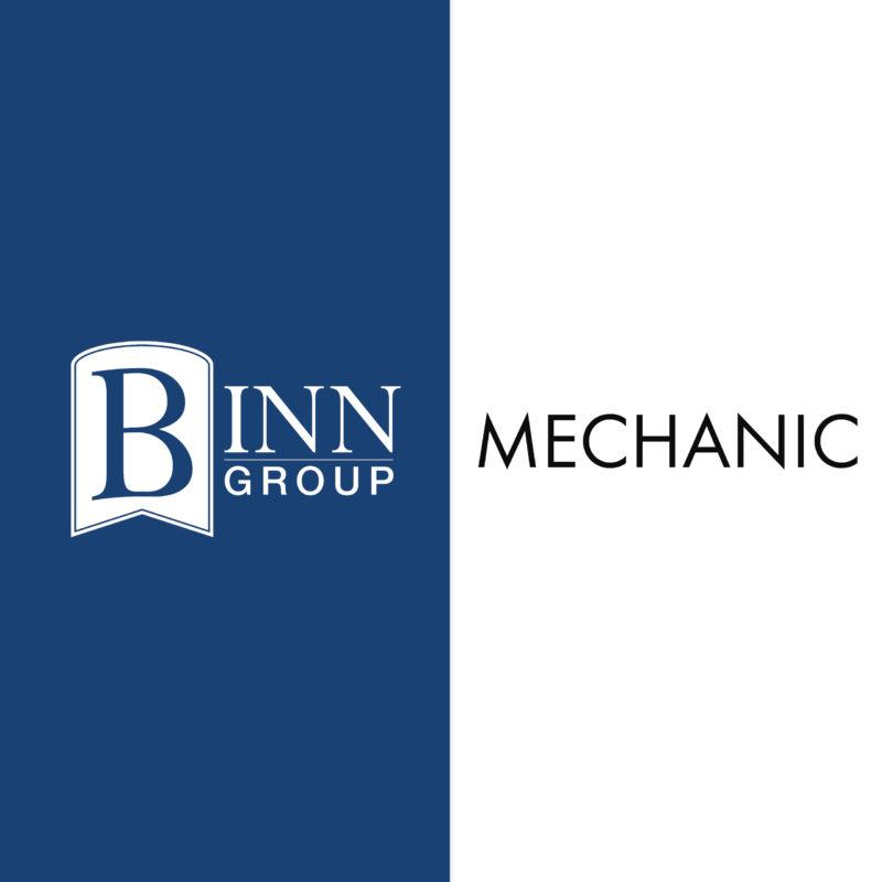 Job Vacancy Mechanic