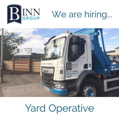 Binn Group - Yard Operative