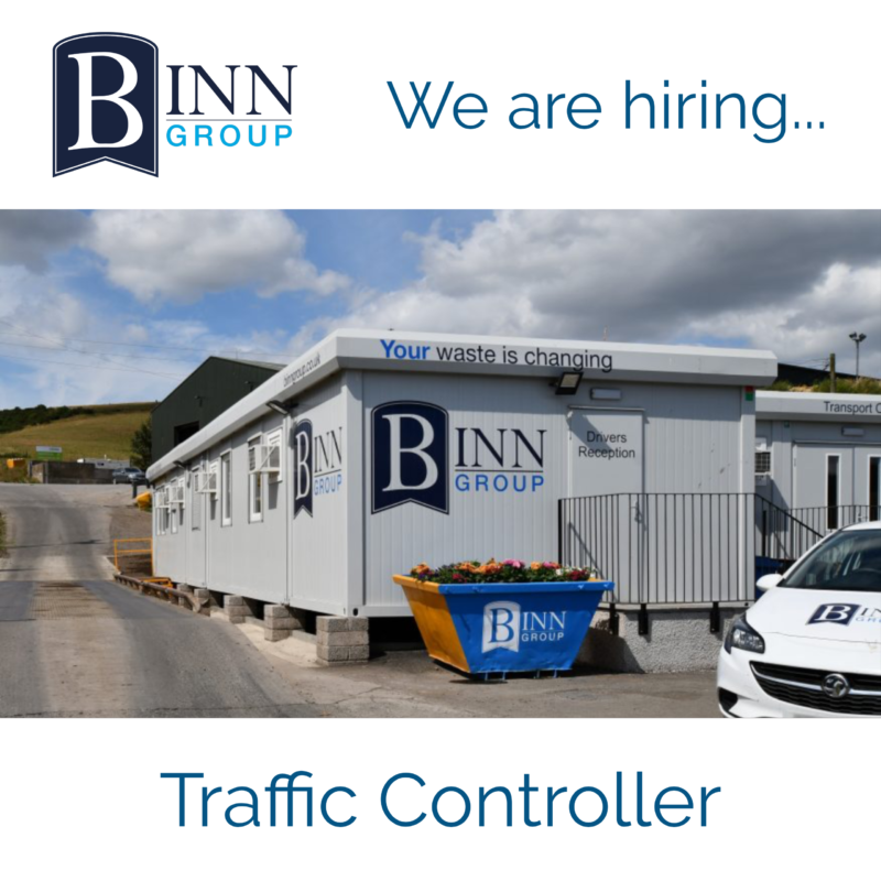 Job Vacancy - Traffic Controller