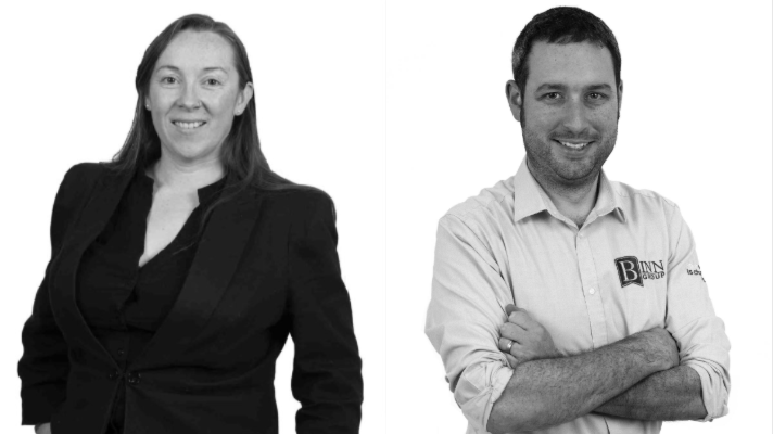 Audrey and Fraser join our team