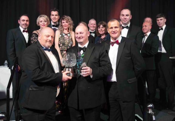 Perthshire Chamber of Commerce Business Star Awards 2018