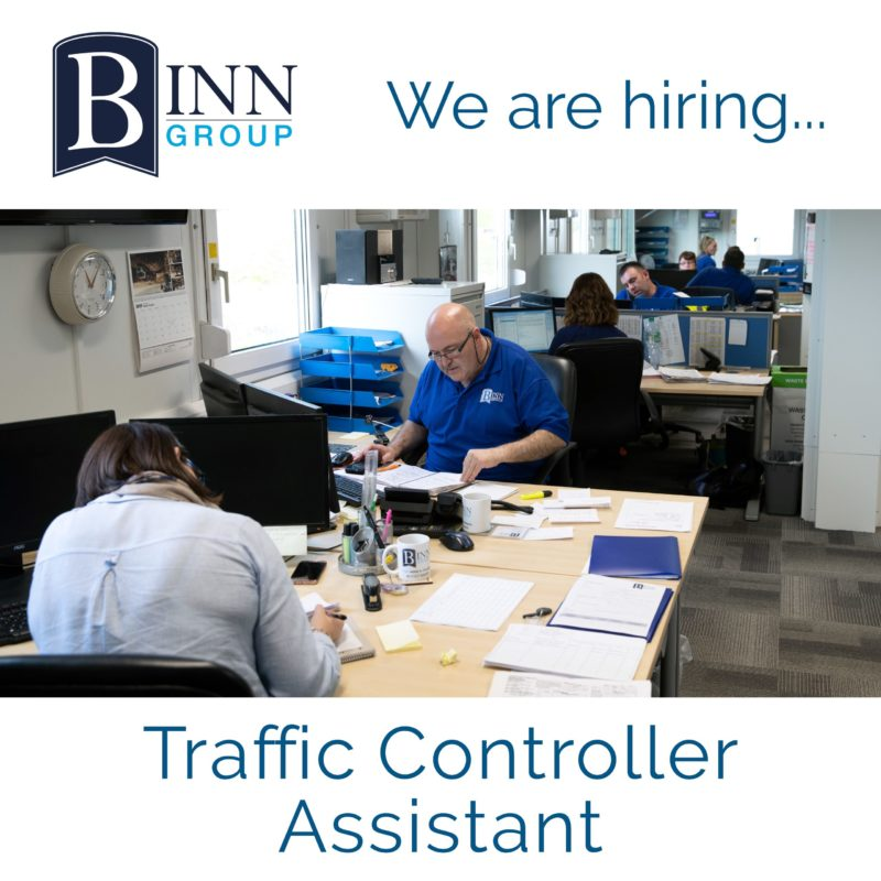 Traffic Controller Assistant vacancy
